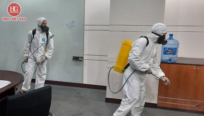 Dịch vụ phun diệt khuẩn tại phan thiết, bình thuận