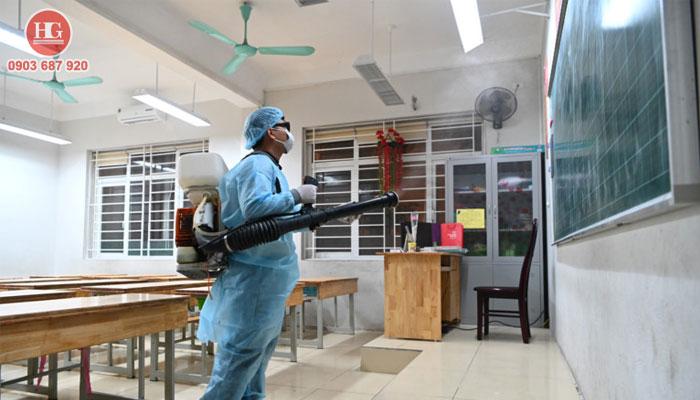 Dịch vụ phun thuốc diệt muỗi tại phan thiết, bình thuận