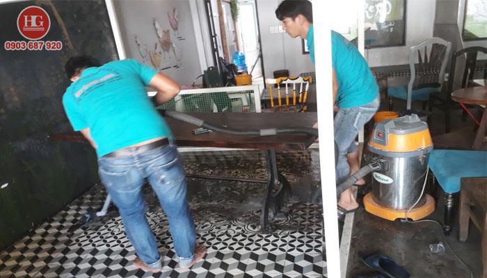 Dịch vụ tổng vệ sinh dọn dẹp nhà cửa