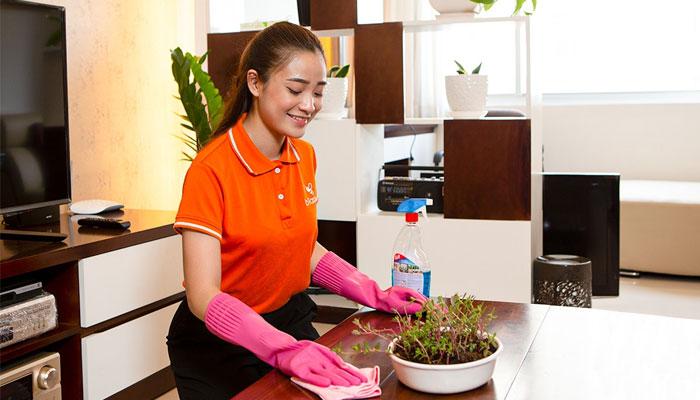 Dịch vụ cho thuê giúp việc nhà ở theo giờ tại bình thuận