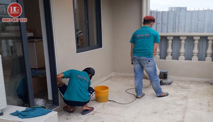 dịch vụ vệ sinh nhà sau xây dựng giá rẻ tại phan thiết